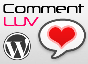 comment luv logo